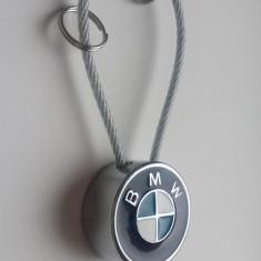 Breloclogo bmw seria 1 2 3 4 5 6 crom deosebit expediere gratuita Posta + o cutie simpla cadou - Breloc Auto