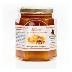 Dulciuri - Miere cu Tinctura Propolis Bio Nera Plant 225 gr Cod: 21657