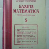 GAZETA DE MATEMATICA - LOT ANUL 1982 NUMERELELE 5 + 7 + 8 - Culegere Matematica