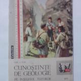Carte Geografie - Cunostinte de geologie - Emil I. Pop (contine 2 harti) / R4P4S
