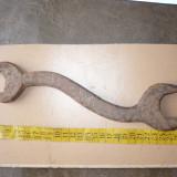 CHEIE FIXA FORJATA VECHE DE COLECTIE - Cheie mecanica