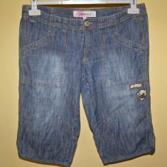 Blugi barbati - Pantaloni scurti de blugi pentru barbati de la banana split numar 28 marime XS