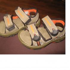 SANDALE MASURA 24 - 25 - Sandale copii, Marime: 24.5, Culoare: Khaki, Baieti