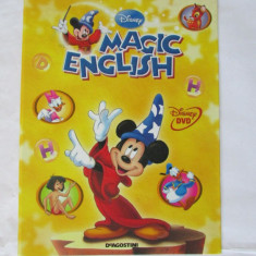 BIBLIORAFT-DISNEY-MAGIC ENGLISH