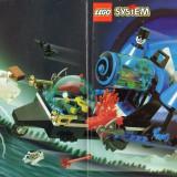 LEGO 6496 Whirling Time Warper