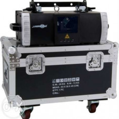 Laser RGB Laserworld PL 4000 4w maxx RGB DEMO Stock Germany By LaserEfx - Laser lumini club