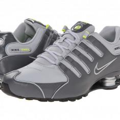 Adidasi barbati - Adidasi Nike Shox NZ | 100% originali, import SUA, 10 zile lucratoare
