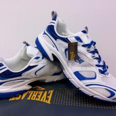 Adidasi originali Everlast pentru sala - Adidasi barbati Everlast, Marime: 41, 42, 44.5, 46, Culoare: Bleu, Bleumarin, Textil