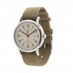 Ceas barbatesc - Ceas Timex Weekender Slip Through Nylon Strap Watch   100% original, import SUA, 10 zile lucratoare