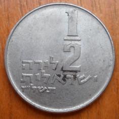 ISRAEL 1/2 LIRAH