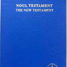 NOUL TESTAMENT - THE NEW TESTAMENT (Editie bilingva) - Carti bisericesti