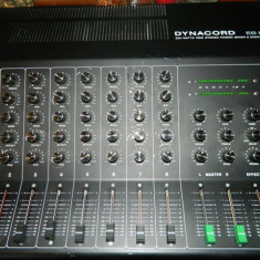 DYNACORD ES 820 mixer amplificator 260 wats - Mixer audio