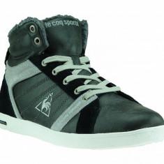 Adidasi barbati Le Coq Sportif, Piele naturala - Adidas Le Coq Sportif Julius Hi Leather Original Piele 100% lacoste ghete
