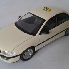 Macheta Schuco, Opel Omega taxi, Germany, Germania - Macheta auto Schuco, 1:43