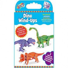 Dinozauri Plimbareti - Jocuri arta si creatie Galt