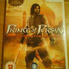 JOC WII PRINCE OF PERSIA THE FORGOTTEN SANDS ORIGINAL PAL / by DARK WADDER - Jocuri WII Ubisoft, Actiune, 12+, Multiplayer