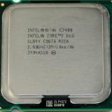Procesor C2D E7400 2.8GHz LGA775 3MB cache 1066FSB-Bonus pasta GARANTIE 12 LUNI