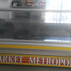 Vitrine frigorifice - Vitrina Frigorifica Alta, Peste 400 l, A