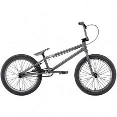Bicicleta BMX Eastern Boss (sau PIESE), 21 inch, 20 inch, Numar viteze: 1, Gri