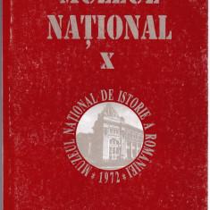 Muzeul National vol X 1998 Muzeul National de Istorie a Romaniei