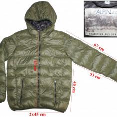 Geaca de puf Alpin, 90% puf, barbati, marimea S - Imbracaminte outdoor Alpin, Marime: S, Geci