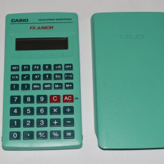 Calculator stiintific CASIO FX Junior - Calculator Birou