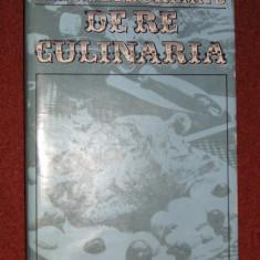 DE RE CULINARIA - AL. O. TEODOREANU