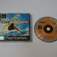 Joc consola Sony Playstation 1 PS1 PS One - Cool Boarders 4, Actiune, Toate varstele, Single player