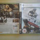 Tom Clancy's Splinter Cell - Conviction - Joc XBOX 360    ( GameLand  )