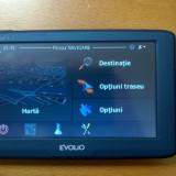 GPS Evolio Hi-Speed 4.3 Camion, Taxi, Autoturism etc. FULL EUROPA 2015 IGO PRIMO, Toata Europa, Pda cu GPS inclus, 32 canale, Redare audio