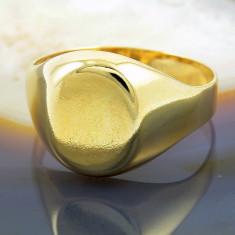Inel placate cu aur - Inel Placat cu Aur 18K, cod 886