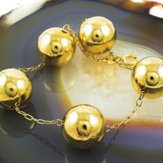 Bratara placate cu aur - Bratara Placata Cu Aur 18k, cod 641