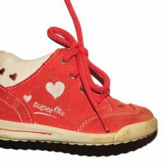 Ghete copii - Ghetute roz SuperFit, marime 21