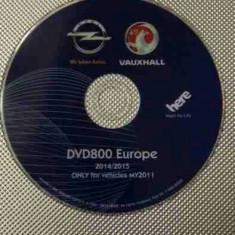 Update DVD800 / CD500 - Software GPS