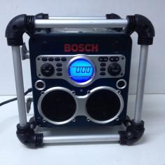 Radio + CD de santiert Marca BOSCH GML 24 V-CD - Aparat radio