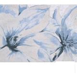 Faianta decorativa albastru Cesarom Satin - 20 x 40 cm