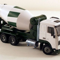 Macheta auto - Macheta betoniera Volvo FH12, scara 1:50