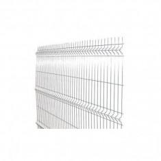 Gradinarit - Panou gard bordurat zincat - 2500 x 1500 mm