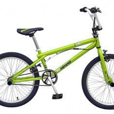 Bicicleta BMX - Bicicleta copii BMX Dhs Jumper DHS 2005-1V 2015 20'-Negru-Verde - OLN-ONL8-215200500|Negru-Verde