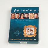 Film serial warner bros. pictures, Comedie, DVD, Engleza - Friends – Sezonul 3 (Complet 25 Episoade - 4 DVD) Boxset - DVD ORIGINAL NTSC