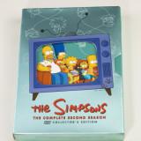 Film serial fox, Comedie, DVD, Engleza - The Simpsons – Sezonul 2 (Complet 22 Episoade - 4 DVD) - DVD ORIGINAL NTSC