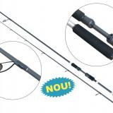 Lanseta fibra de carbon Baracuda Black Pearl 2, 35metri Actiune: A: 8-23g., Lansete Spinning, Numar elemente: 2