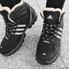 Ghete / Bocanci Adidas - Bocanci barbati Adidas, Marime: 41, Culoare: Din imagine