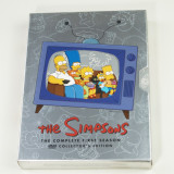 Film serial fox, Comedie, DVD, Engleza - The Simpsons – Sezonul 1 (Complet 13 Episoade - 3 DVD) - DVD ORIGINAL NTSC