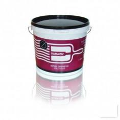 Tapet - Vopsea decorativa structurata alba cu Kauciuc® Duraziv - 25 kg