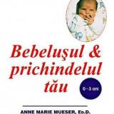 Carte Medicina - Bebelusul si prichindelul tau (0-3 ani)