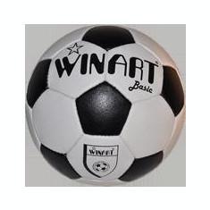 Minge fotbal Winner - Minge de fotbal din piele Winart Basic