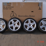 Mercedes C Class W203, W204, Jante cu anvelope 18'' - Janta aliaj, Numar prezoane: 5, PCD: 112