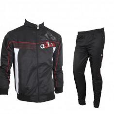 Trening barbati - Trening ADIDAS CLIMACOOL Fas - Negru - Bluza si pantaloni - LIVRARE GRATUITA -