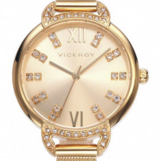 Ceas Viceroy dama cod 432358-27 - pret 569 lei (marca spaniola; original) - Ceas dama Viceroy, Elegant, Quartz, Inox, Analog
